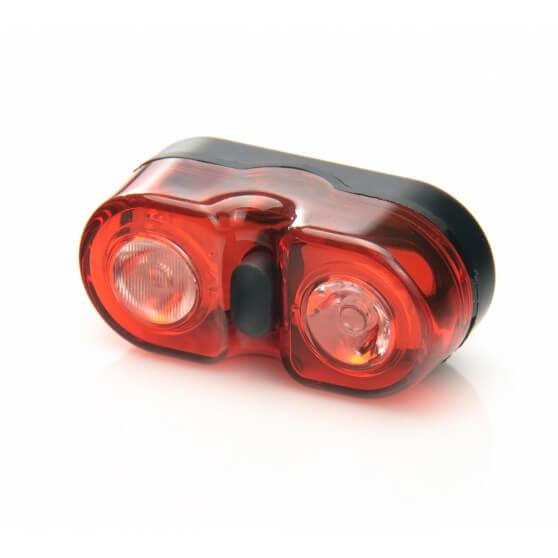MacTronic BPM-2SL Walle, lampa rowerowa tylna, 18lm