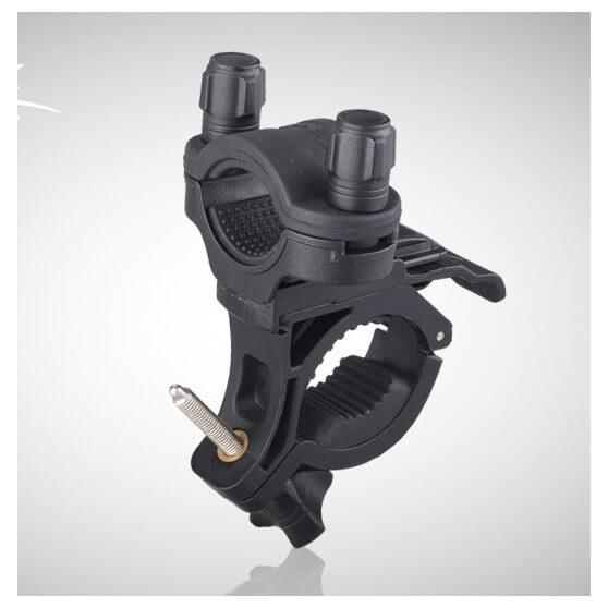 Montaż rowerowy Fenix ALB-10, do latarek o średnicy od 18 do 26 mm