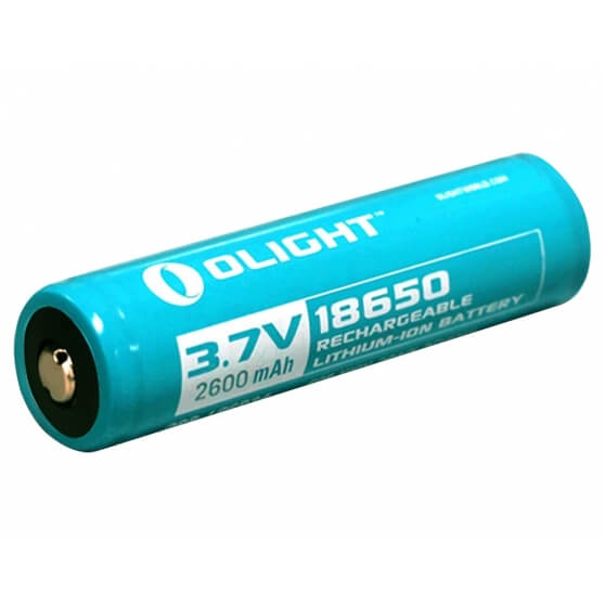 Olight Akumulator 3,7V 18650 2600 mAh