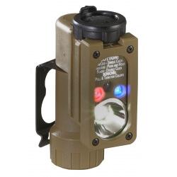 SIDEWINDER COMPACT MILITARY, latarka wojskowa amerykańskich marines, blister, oliwkowa
