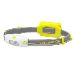 Ledlenser Neo, latarka czołówa, 90 lm, yellow