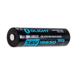 Akumulator 3,6V Olight 18650 3500 mAh HDC do Olight X7