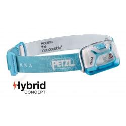 Petzl Tikka, latarka czołowa, 200 lm, niebieska