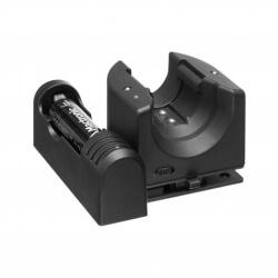 Matronic Patrol Charger +. latarka akumulatorowa, 700 lm