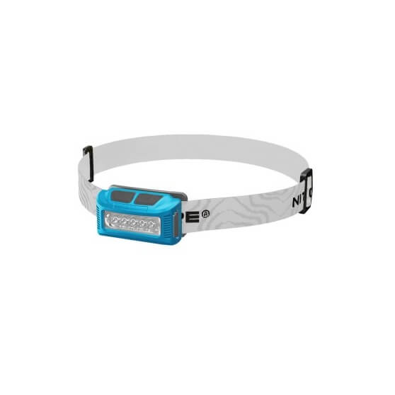 Nitecore NU10, akumulatorowa latarka czołowa 160lm