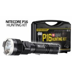 Nitecore P16 Hunting Kit, zestaw myśliwski, 960lm