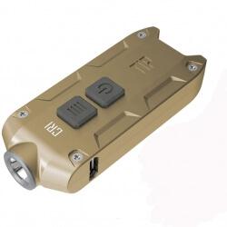 Nitecore Tip CRI, latarka brelokowa, moc 240 lm