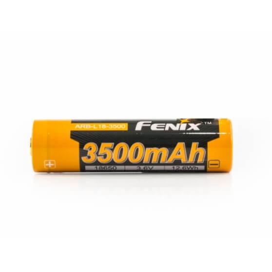 Fenix ARB-L18, akumulator 18650 3500 mAh