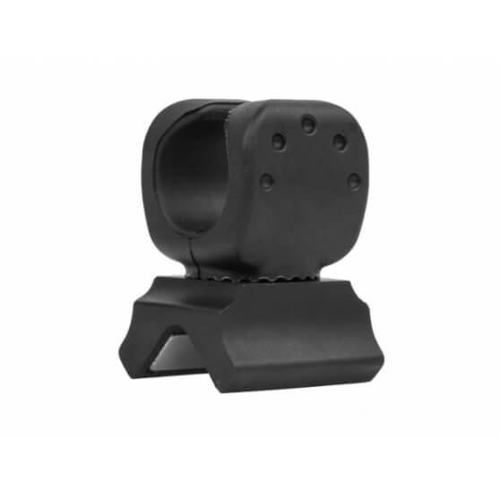 System montażowy Grizzly Mini, do latarek o średnicy 23 - 26 mm
