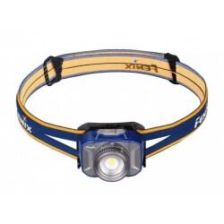 Fenix HL40R, latarka czołowa, 600 lm, niebieska