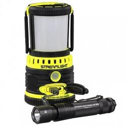 Streamlight Super Siege, lampa kempingowa, 1100 lm, żółta