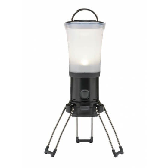 Black Diamond Apollo, kompaktowa lampa campingowa, 250 lm, graphite