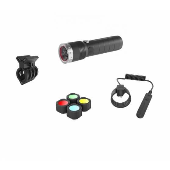 Ledlenser MT14, latarka akumulatorowa, 1000 lm