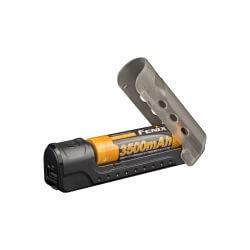 Fenix ARE-X11, kieszonkowa ładowarka + akumulator 3500 mAh