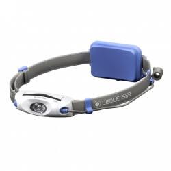 Ledlenser NEO4, latarka czołowa do biegania, 240 lm, blue