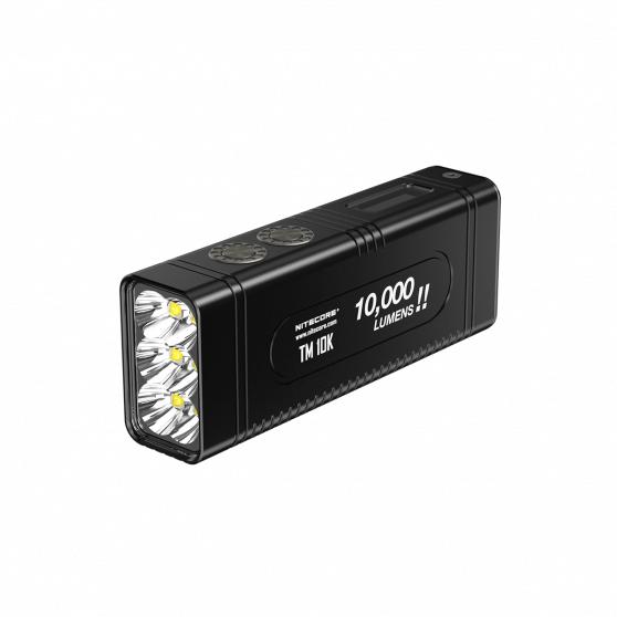 Nitecore TM10K, latarka akumulatorowa, 10000lm