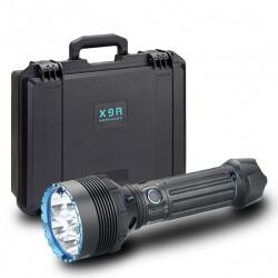 Olight X9R Maraude, latarka akumulatorowa, 25000 lm