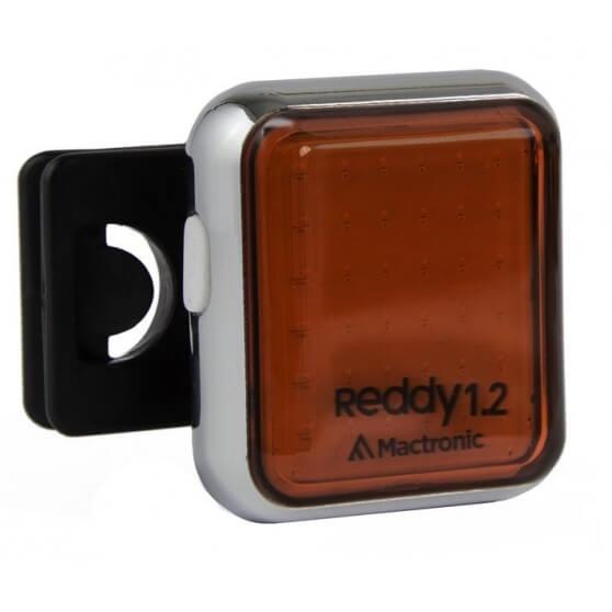 Mactronic Reddy 1.2, inteligentna tylna lampa rowerwa, 60 lm