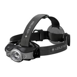 Ledlenser MH11, latarka czołowa bloetooth, 1000 lm, black