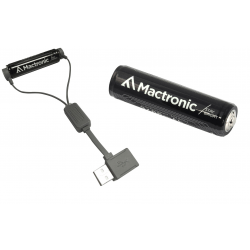 Mactronic, zestaw ładowarka + akumulator 3400mAh