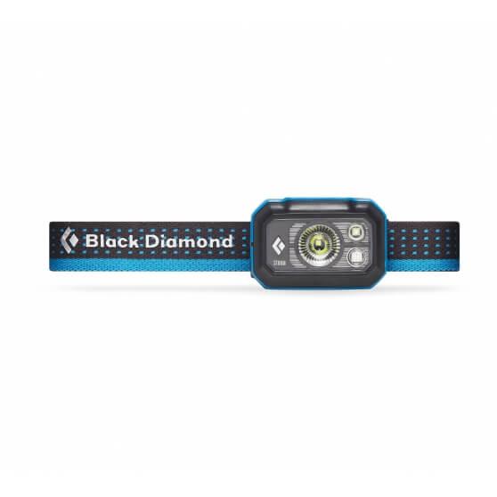 Black Diamond Storm 375, latarka czołowa, 375lm, Azul