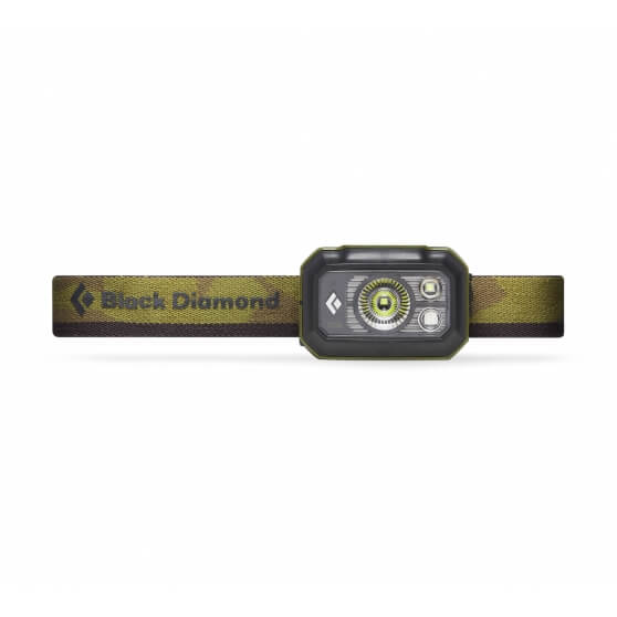 Black Diamond Storm 375, latarka czołowa, 375lm, Dark Olive