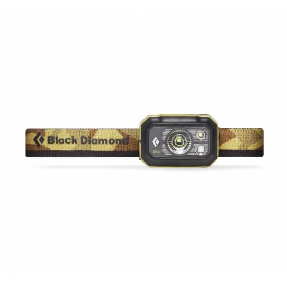 Black Diamond Storm 375, latarka czołowa, 375lm, Sand