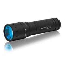 Ledlender T7.2 BLUE, latarka bateryjna