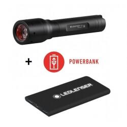 Ledlenser P5R + Powerbank, latarka akumulatorowa z upominkiem