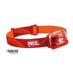 Petzl Tikkina, latarka czołowa, 250 lm,  czerwona