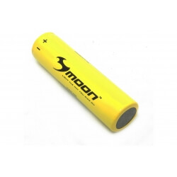 Akumulator Moon 3350mAh, do latarek Vortex, Storm