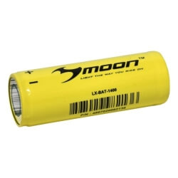 Akumulator Moon 18490 Li-ion, 3.7V, 1400mAh