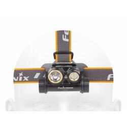 Fenix HM65R, akumulatorowa latarka czołowa, 1400 lm