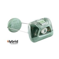 Petzl Zipka, latarka czołowa, 300 lm, zielona