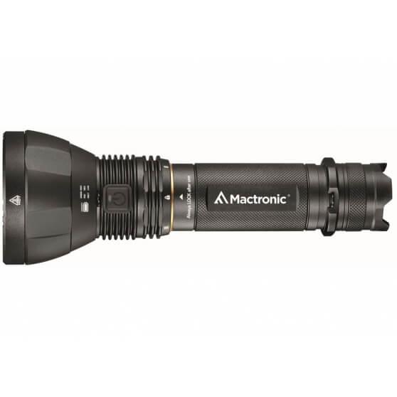 Mactronic Blitz K12, latarka akumulatorowa, 11600 lm!