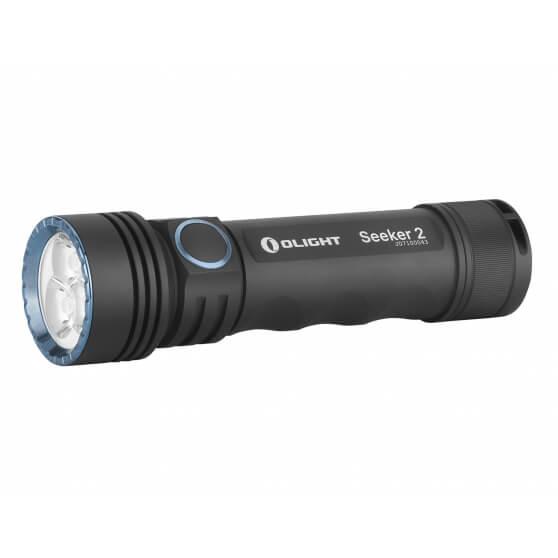 Olight Seeker 2 Black, latarka akumulatorowa, 3000 lm