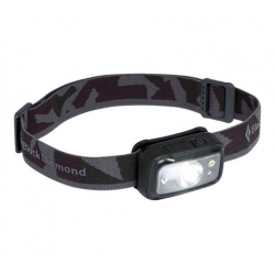 Black Diamond Cosmo 250, latarka czołowa, 250lm, Black