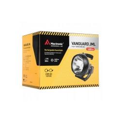 Mactronic Vanguard JML reflektor akumulatorowy, 1600 lm