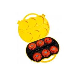 Mactronic M-flare, dysk syganlizacyjny, amber