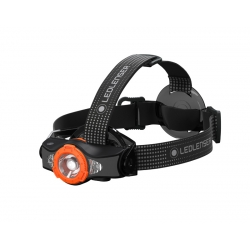 Ledlenser MH11, latarka czołowa, 1000 lm, black-orange