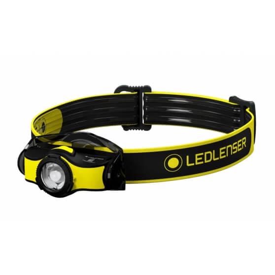 Ledlenser iH5R, latarka czołowa, 400 lm
