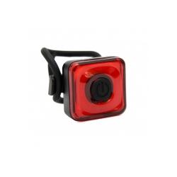 Mactronic Reddy 1.1, akumulatorowa lampa rowerowa tylna, 20 lm
