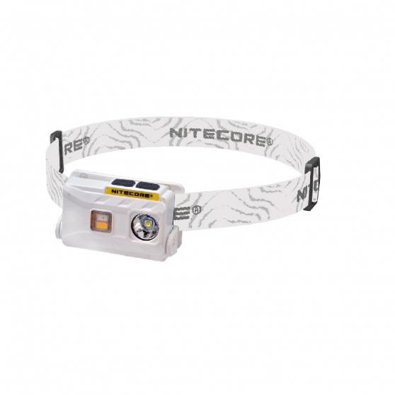 Nitecore NU25, latarka czołowa, 360 lm, white