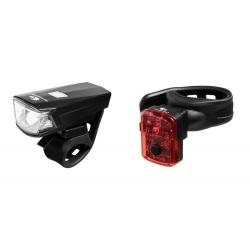 Falcon Eye FBS0111, zestaw lamp rowerowych