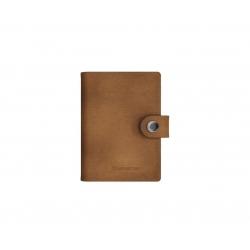 Ledlenser Lite Wallet, portfel z latarką, carmel
