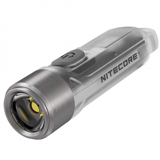 Nitecore Tiki, akumulatorowa latarka brelokowa, 300 lm