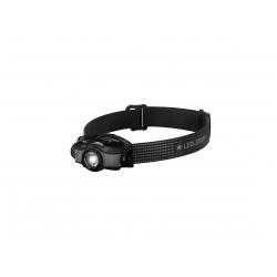 Ledlenser MH5, latarka czołowa, 400 lm, black/gray