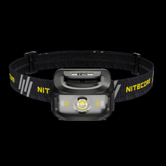 Nitecore NU35, latarka czołowa, 460lm