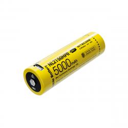 Nitecore NL2150HPR, akumulator 21700 5000mAh, USB