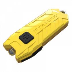 Nitecore TUBE V2.0, latarka brelokowa, 55 lm, Lemon
